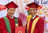 Doanh nhân Việt kiều đầu tiên nhận bằng Tiến sĩ danh dự