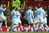 Manchester United 1-2 Manchester City: Thắng xứng đáng, Man City gia cố ngôi đầu