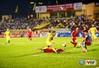 Vòng 22 giải VĐQG V.League 2017: SLNA 2-3 CLB Hải Phòng: Màn rượt đuổi tỷ số hấp dẫn