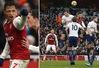 Kết quả, BXH vòng 12 Ngoại hạng Anh: Arsenal thắng derby London, Man City và MU tiếp tục song hành