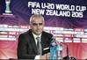 """HLV U20 New Zealand Darren Bazeley: """"U20 Việt Nam xứng đáng nằm trong top của châu Á"""""""