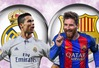 Lịch trực tiếp bóng đá hôm nay (23/4): Rực lửa Siêu kinh điển Real Madrid – Barcelona