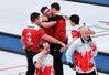 TRỰC TIẾP Olympic PyeongChang 2018 ngày thi đấu 23/2: Đoàn thể thao Thụy Sĩ giành HCĐ môn bi đá trên băng