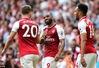 Arsenal thắng West Ham 4-1, tri ân Giáo sư Wenger