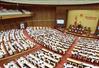 VTV truyền hình trực tiếp phiên khai mạc Kỳ họp thứ 6, Quốc hội khóa XIV (8h55, 22/10, VTV1)