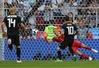 Kết quả Argentina 1-1 Iceland, bảng D FIFA World Cup™ 2018: Messi đá hỏng phạt đền trong trận hòa đáng tiếc