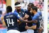 Kết quả Pháp 2-1 Australia, bảng C FIFA World Cup™ 2018: Chiến thắng nhọc nhằn cho Les Bleus