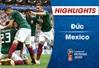 HIGHLIGHTS: Đức 0–1 Mexico (Bảng F FIFA World Cup™ 2018)