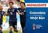 HIGHLIGHTS: ĐT Colombia 1–2 ĐT Nhật Bản (FIFA World Cup™ 2018)