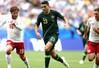 KẾT QUẢ FIFA World Cup™ 2018, Đan Mạch 1-1 Australia: Chia điểm!