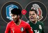 TRỰC TIẾP FIFA World Cup™ 2018, Hàn Quốc 0-0 Mexico: Hiệp 1