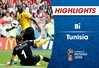 HIGHLIGHTS: ĐT Bỉ 5-2 ĐT Tunisia (Bảng G World Cup 2018)