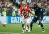 Thua cay đắng ở chung kết, sao Croatia tố Pháp không chơi bóng mà vẫn vô địch
