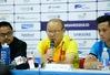 HLV Park Hang Seo vui với thành tích giành vé vào vòng 1/8 sớm của ĐT Olympic Việt Nam