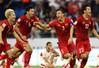 CHÍNH THỨC: Lịch thi đấu và tường thuật trực tiếp Tứ kết Asian Cup 2019