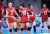Giải bóng chuyền nữ U23 châu Á 2019: U23 Việt Nam 1-3 U23 Trung Quốc